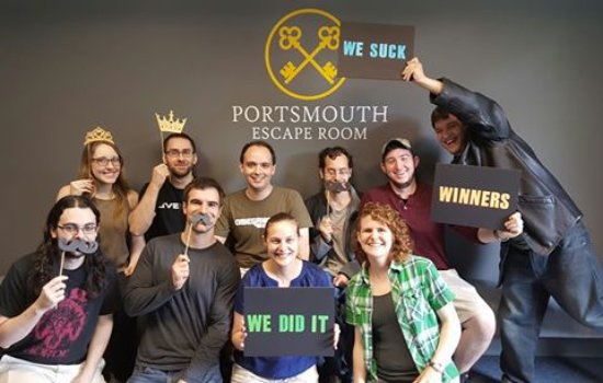 Portsmouth Escape Room 포츠머스 Portsmouth Escape Room의 리뷰