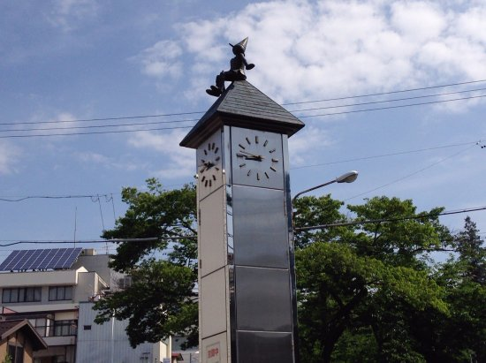 Hamming Pal Doll Clock Tower