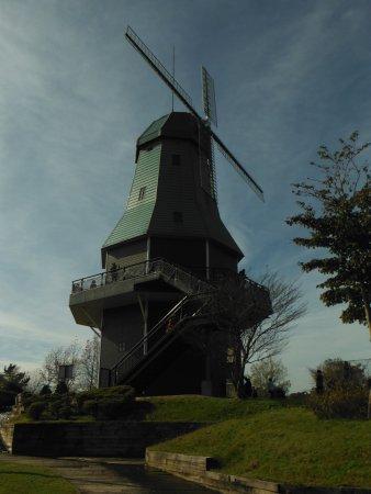 Tsuchiura, ญี่ปุ่น: 霞ヶ浦総合公園(風車)