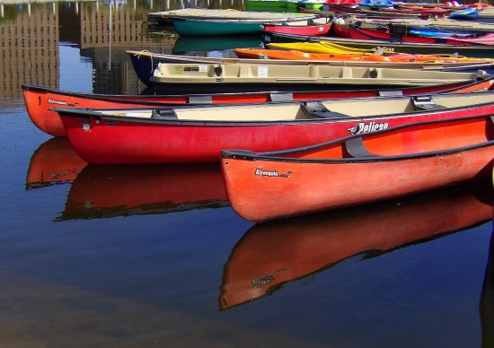 Ottawa, Canadá: Dow's lake