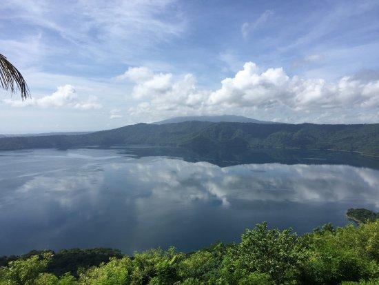 San Simian Eco Lodge: Laguna