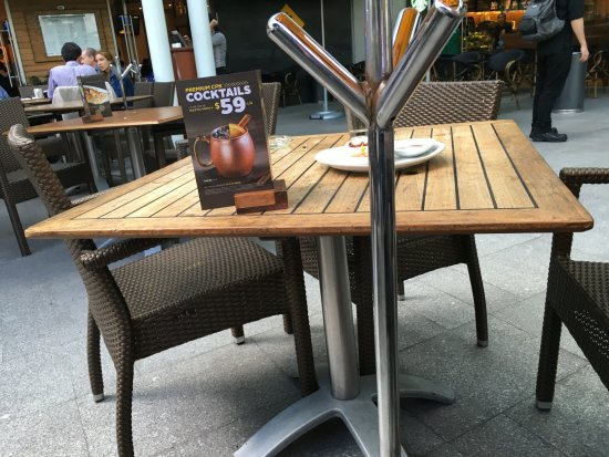 California Backyard Patio Furniture.Cpk Outdoor Patio Tables Picture Of California Pizza Kitchen