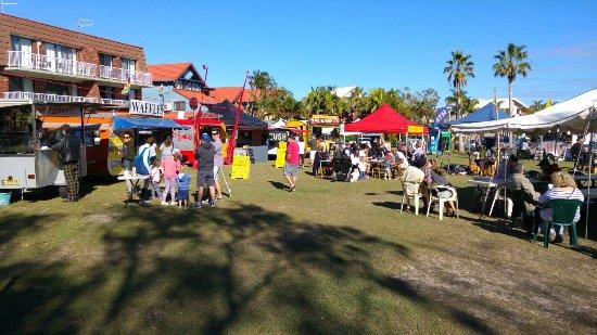 Byron Bay Beachside Markets