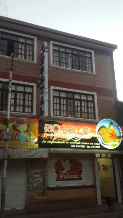 Hotel Rio Bello