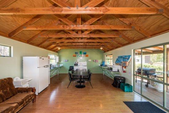Martinborough, نيوزيلندا: Communal Kitchen