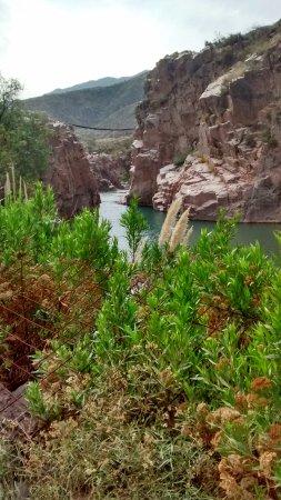 Termas Cacheuta - Terma Spa Full Day: vista desde las termas