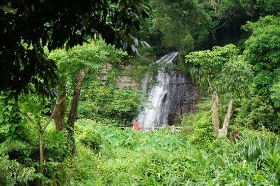 Taiepi Sheng Ren Waterfall