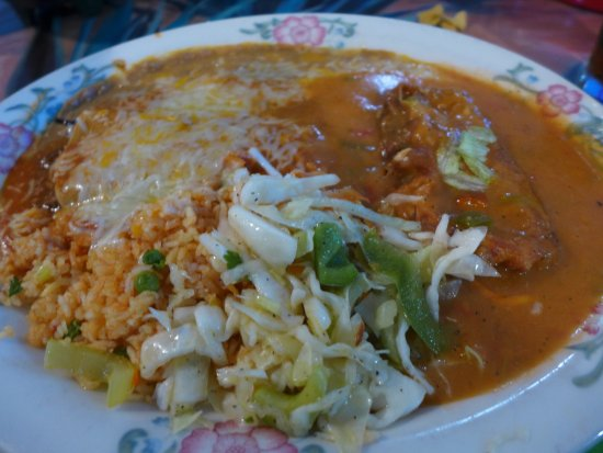 El Tequileno Family Mexican Restaurant : Two-Item Combo with Crispy Chile Relleno