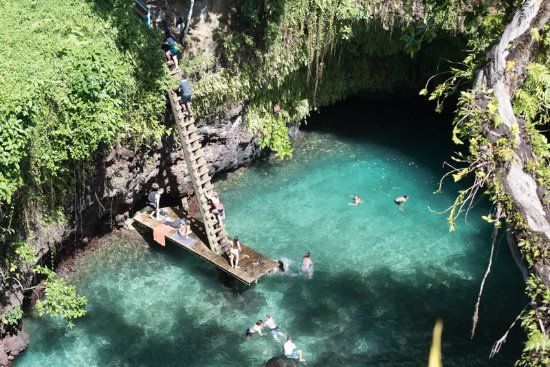 To Sua Ocean Trench: プール