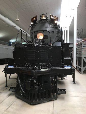 the monster articulated steam engine big boy picture of rh tripadvisor com