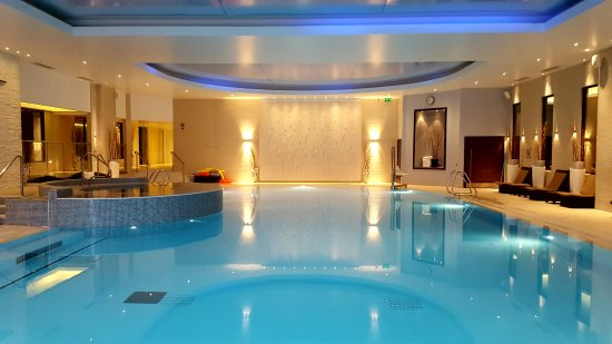 Indoor pool picture of gleneagles auchterarder - Hotels with swimming pools in scotland ...