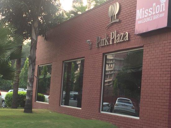 Park Plaza Hotel: photo0.jpg