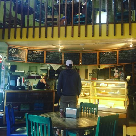 Blue Moon Bakery: Great eatery