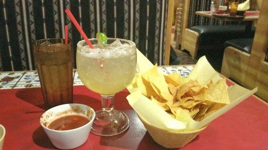 Casa Vallarta Mexican Restaurant & Tequila Bar: Great margaritas