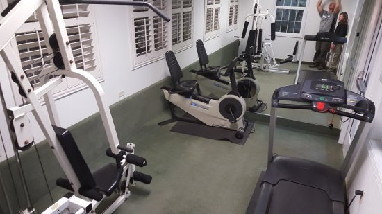 Cascade, ID: Fitness Room