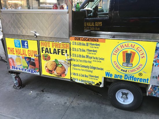 53rd & 6th Halal : Must try and recommended