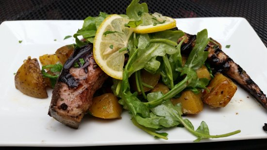 The Loft Cafe' and Social Lounge: Grilled Octopus