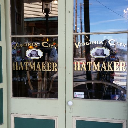 ‪Virginia City Hatmaker‬