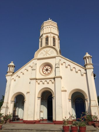 Savannakhet, Λάος: Eglise Sainte Thérèse