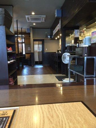 Nirasaki, Japon : Nice ramen at Yamanashi
