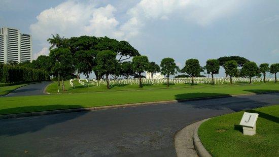 写真Manila American Cemetery and Memorial枚