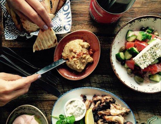 Doncaster, Austrália: banquet
