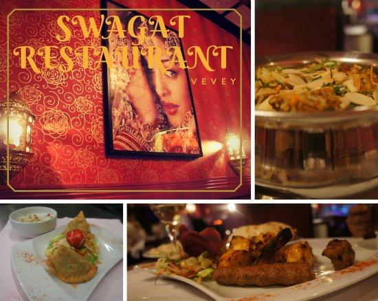 real indian food foto di swagat restaurant vevey tripadvisor. Black Bedroom Furniture Sets. Home Design Ideas