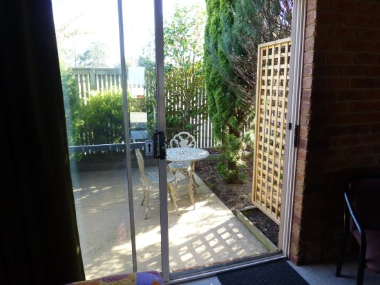 Inverloch, Australia: Twin Room Courtyard