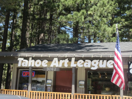 Tahoe Art League Art Center & Gallery