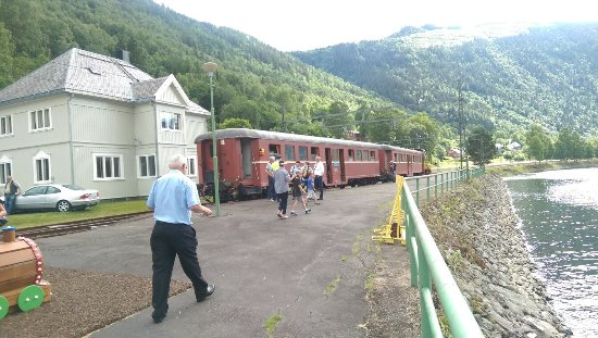 The Rjukan Railway Norwegian Industrial Workers Museum