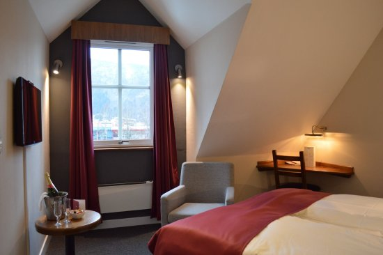 Thon Hotel Forde : New Rooms