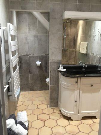 Salle de bain Romantique - Photo de Villa Miel & Coquelicots ...