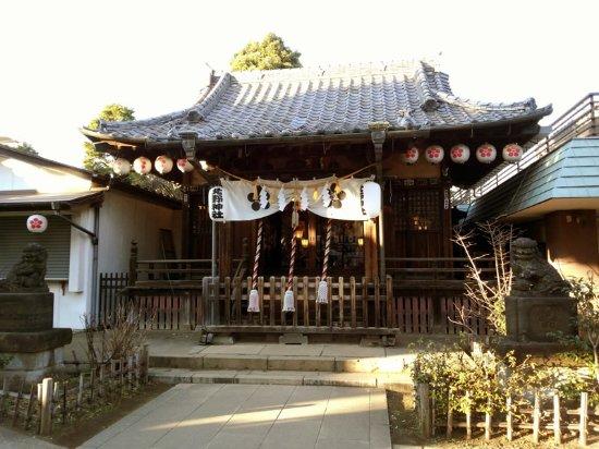 Arai Tenjin Kitano Shrine