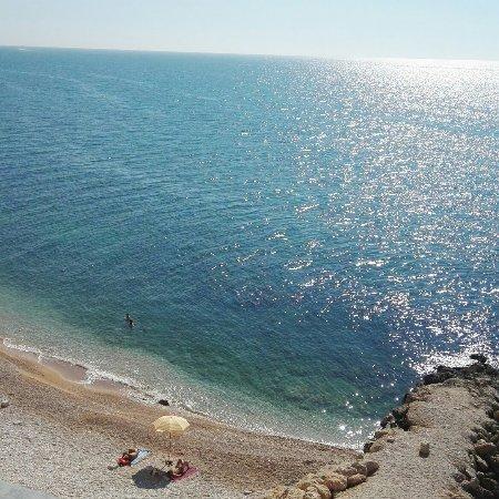 Monte Sant'Angelo, Italie : Baia di Punta Rossa