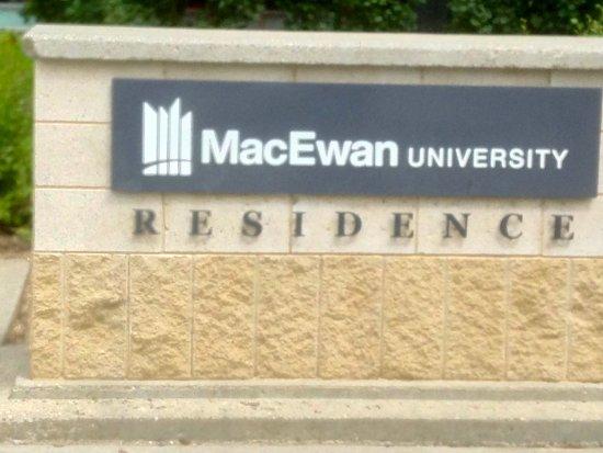 MacEwan University Residence Guest Accommodation