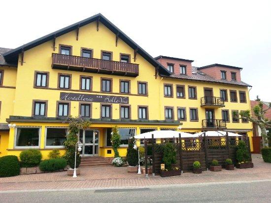 Obersteigen, Prancis: L'entrée