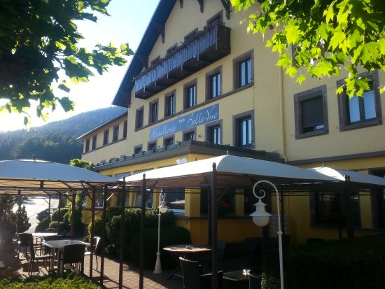 Obersteigen, Франция: La terrasse d'été