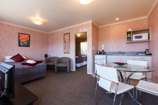 Motel Te Kuiti One Bedroom Unit