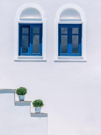 Agios Prokopios, Yunani: Exterior Hotel