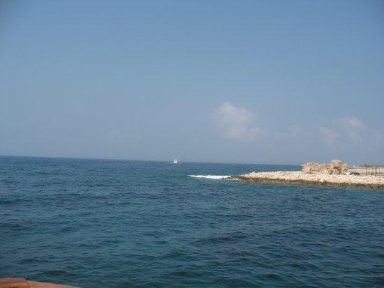 Paphos Sea Cruises: Leaving Harbour