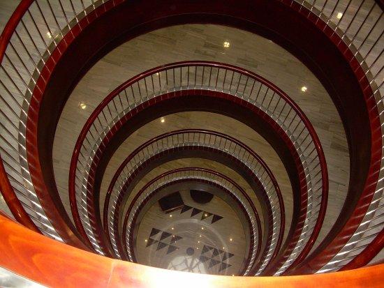 Hotel Exe Prisma: vista desde la 5º planta