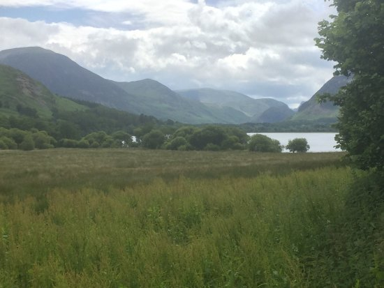 Loweswater, UK: View or nearby Crummock Water