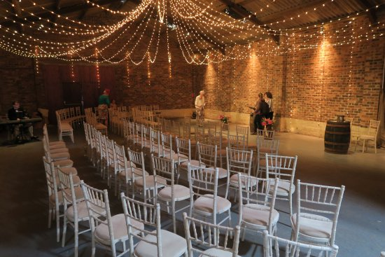 KinKell Byre: Greate hall for the ceremony