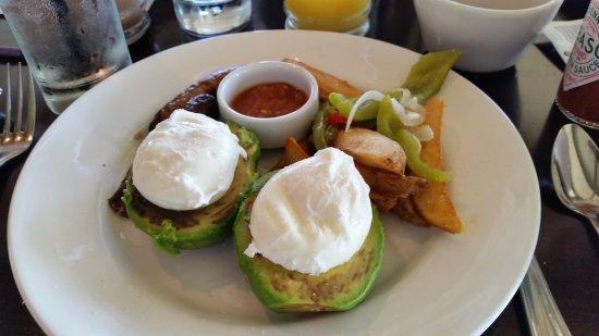 Lakeway, TX: item ordered a la carte from breakfast menu