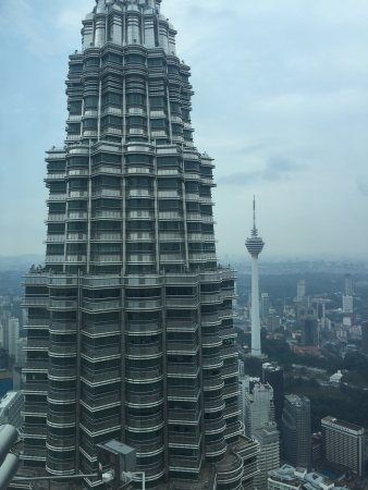 Petronas Twin Towers Today I M So Excited The