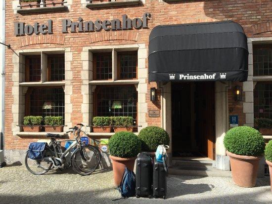 Hotel Prinsenhof Bruges : photo0.jpg