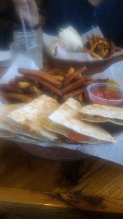 Vergennes, VT: quesadillas - very tasty