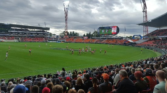 ‪GWS Giants - Spotless STadium‬