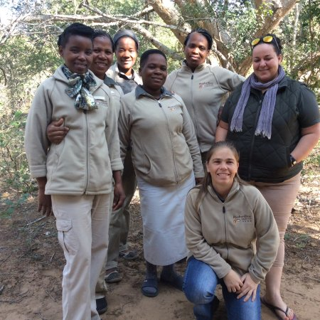 Bushwillow Collection: Kerry, Shireen and all the staff