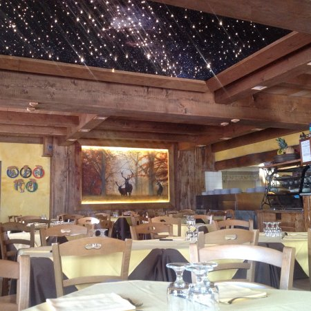 Baby Bar: Cena sotto la via lattea
